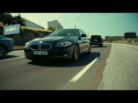 Tenet (2020) - Inverted Car Chase Scene (Part 2) l John David Washington Robert Pattinson [ IMAX ]