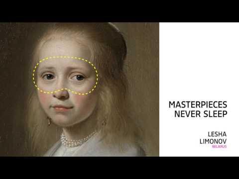 Winner of the Rijksstudio Award 2017: Masterpieces Never Sleep!