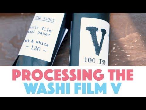 Washi Film V Review and Home Development