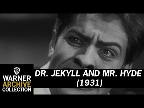 Dr. Jekyll and Mr. Hyde (1931) – Changing Into Hyde