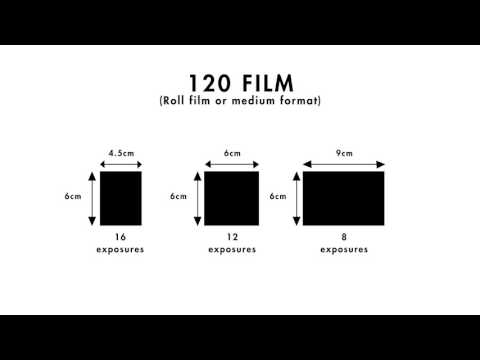 Introduction to Film Formats - A guide from ILFORD Photo