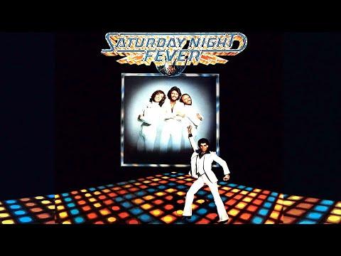 "Bee Gees - You Should Be Dancing - Saturday Night Fever ""John Travolta"" USA"
