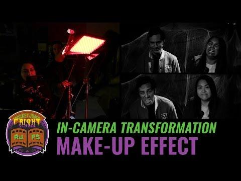 In-Camera Transformation Effect