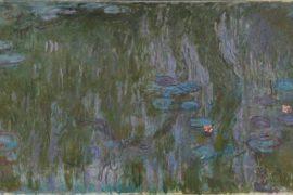 monet Water Lilies